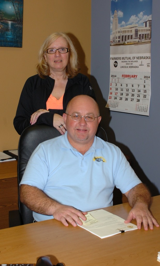 The agents at Southern Dakota Insurance Service